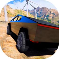 赛博卡车模拟器